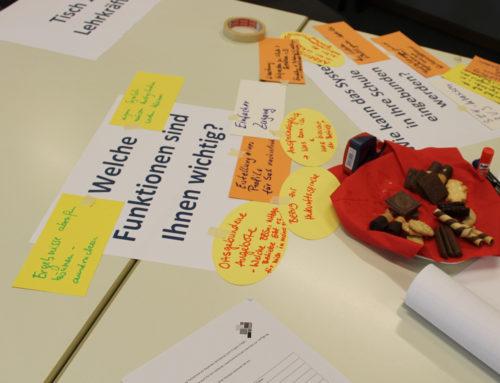 Experten Workshop zur beruflichen Orientierung von Menschen mit einer geistigen Beeinträchtigung
