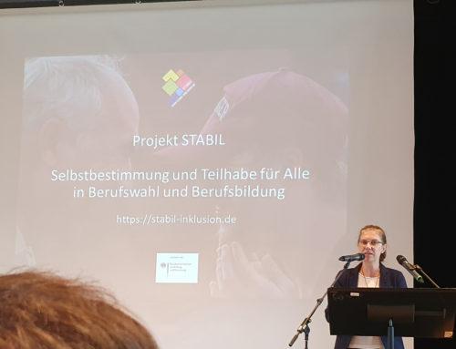 STABIL beim Fachtag der LAG WfbM Niedersachsen